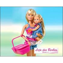 Boneca Evi Doll * Filha Da Barbie * Importada Simba Kelly