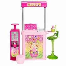 Barbie Real Sorveteria 3 É Demais Cfb49