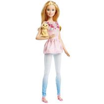 Barbie Irmãs Com Pets - Mattel