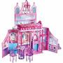 Castelo Casa Da Barbie Butterfly E A Princesa Fairy - Import