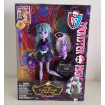 Boneca Monster High 13 Wishes Twyla & Pet Dustin - Promoção
