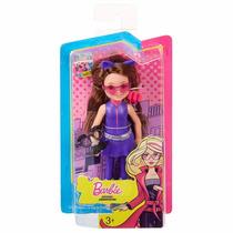 Boneca Barbie Agentes Secretas Espiã Morena Mattel Dhf09