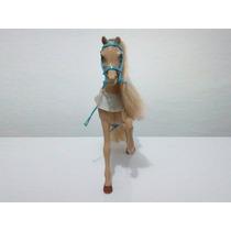 Raro Cavalo Barbie Western Cowboy