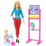 Boneca Barbie - Profissões - Professora - Mattel