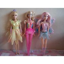 Barbie Fada/borboleta 45 Cada
