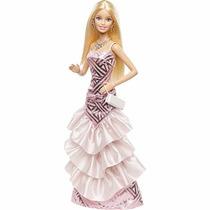 Boneca Barbie Vestidos Longos Promoção Vários Modelos