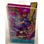 Boneca Super Princesa Chelsea Roxa Irmã Barbie Original
