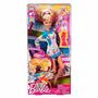Barbie Quero Ser Ginasta Mattel