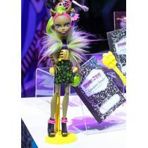 Boneca Clawvenus Clawdeen Wolf Venus Monster High Mattel Mh