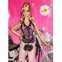 Barbie Collector Edition Harley-davidson 2008 No Brasil Com