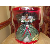 Barbie Happy Holidays 1995 Morena Nao Gravida