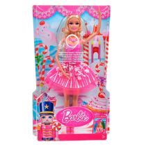 Boneca Barbie Bailarina Quebra Nozes Oficial Mattel Bmd79