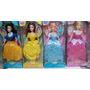 Bonecas Princesas Tipo Barbie Kit C/ 4