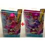 Kit Barbie: Bonecas Super Chelsea Rosa + Roxa - Mattel