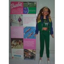 Barbie Jogos Olímpicos Sidney 2000 Com Medalha Mattel