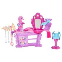 Salão De Beleza E A Sereia Das Pérolas Boneca Barbie Mattel