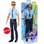 Boneco Mattel Barbie Filme Ken Super Mattel