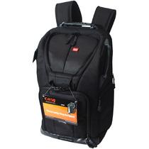 Mochila Easy Fotográfica Dslr 8805 Profissional Nikon Canon