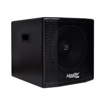 Caixa Master Audio Gwa-300 : Sub Woofer Ativo 300w Rms