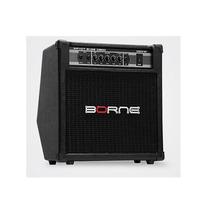 Amplificador Cubo Borne Impact Bass Cb100 70w+brindes Fender