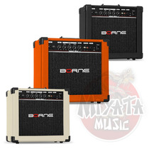 Amplificador Cubo Borne Impact Bass Cb60 20w +brindes Fender