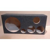 Caixa Sub De 12 P + 2cornetas Curta E 1 St Em Mdf15mm