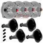 Kit 4 Driver Jbl/ Selenium D250 X + Corneta + Capacitores