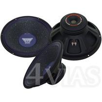Alto Falante Oversound 15 Steel 300 300w Rms 4 Ohms Lj 4vias