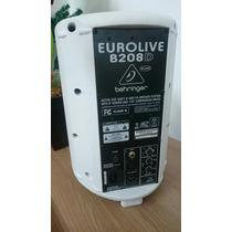 Caixa Som Eurolive Behringer