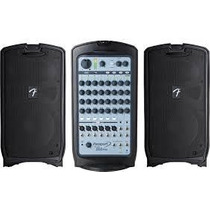 Fender Passport Event - Pa Portatil 375w 1 Ano Garantia
