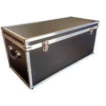 Hard Case Baú Cabos Acessórios 80x30x30cm Multiuso Promoção