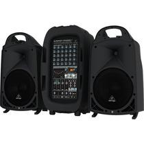 Caixa De Som Acústica Bivolt - Ppa 2000 Bt - Behringer