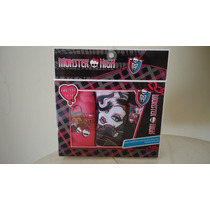 Calcinhas Monster High Kit 3 Unidades - Importada.