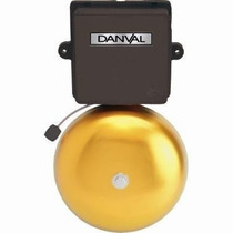 Campainha De Alarme Danval Ca02 220v