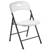 Cadeira Dobrável Maxchief / Lifetime. Super Resistente!
