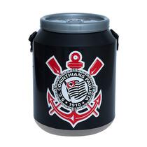 Promoção Cooler Corinthians 24 Latas Cerveja Refrigerante