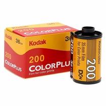 Filme Fotografia Máquina Analógica Kodak 36 Poses Asa 200
