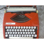 Máquina De Escrever Hermes Baby Usada Poucas Vezes Raríssima