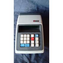 Máquina De Calcular Calculadora Eletronica Sharp Elsi 160