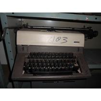 Máquina De Escrever Facit Antiga No Estado