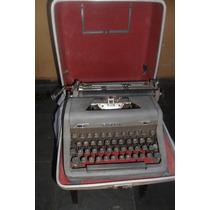 Maquina De Escrever Antiga Marca Royal Funcionando