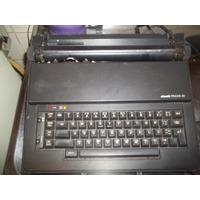 Maquina De Escrever Eletrica Ollivetti Praxis 20