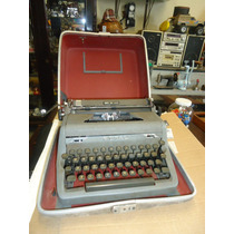 Maquina De Escrever - Royal