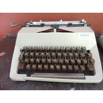 Antiga Máquina De Escrever Facit Sweden. #7006