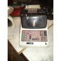 Maquina De Calcular Manual Antiga Olivetti No Estado