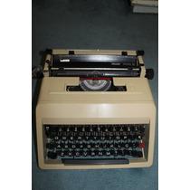 Máquina De Escrever Olivetti - Fita Grátis