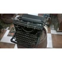 Maquina De Escrever Antiga Underwood Em Excelente Estado
