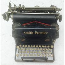 Máquina De Escrever Smith Premier