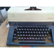 Máquina Escrever Facit Decada De 80