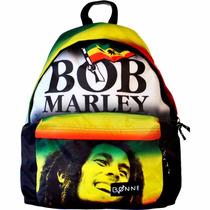 Mochila Bob Marley Rei Do Reggae - Bonne